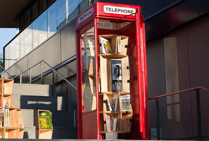 TELEPHONE AFTER ALL